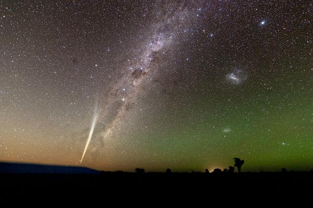 Attenzione: Cometa Lovejoy in arrivo nei nostri cieli