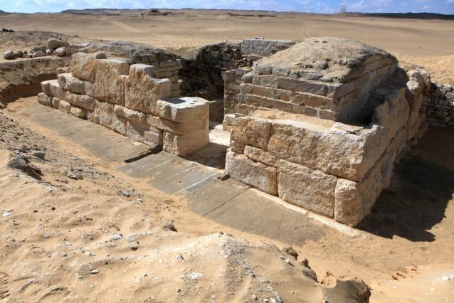 Scoperta una nuova tomba in antico Egitto