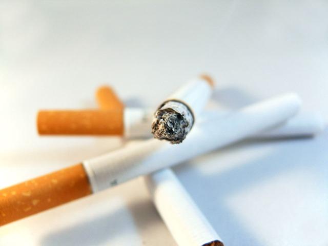 Le sigarette assottigliano il cervello