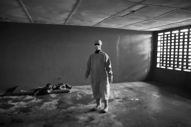 L'epidemia di ebola non è ancora finita