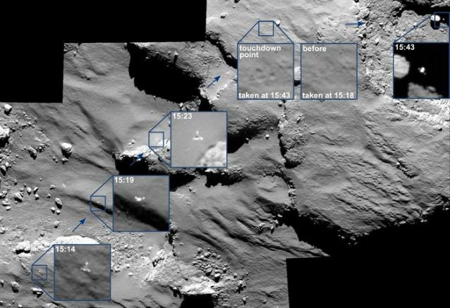 """Philae è ancora """"introvabile"""" ma potrebbe risvegliarsi a maggio"""