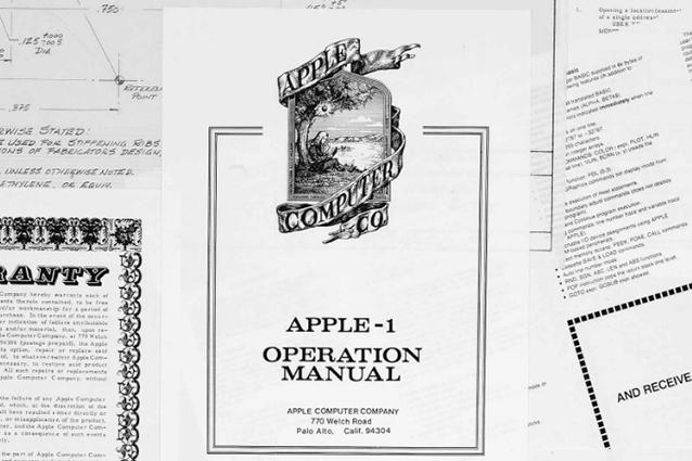 Il co-fondatore di Apple Ronald Wayne mette all'asta alcuni documenti storici
