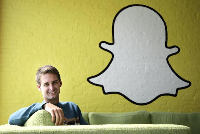 Ecco le (incredibili) mail segrete del CEO di Snapchat