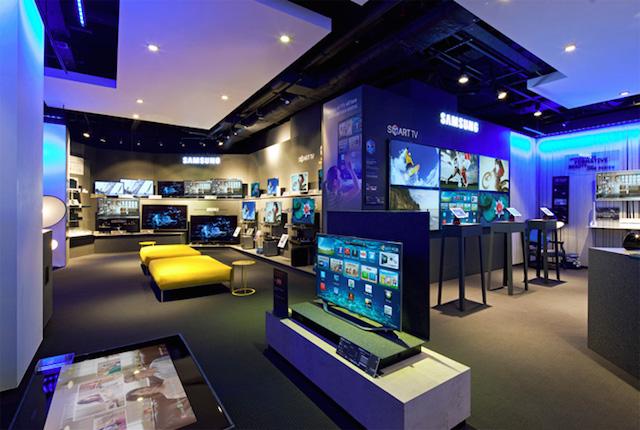 Samsung Experience Store, a Londra chiude il punto vendita più grande