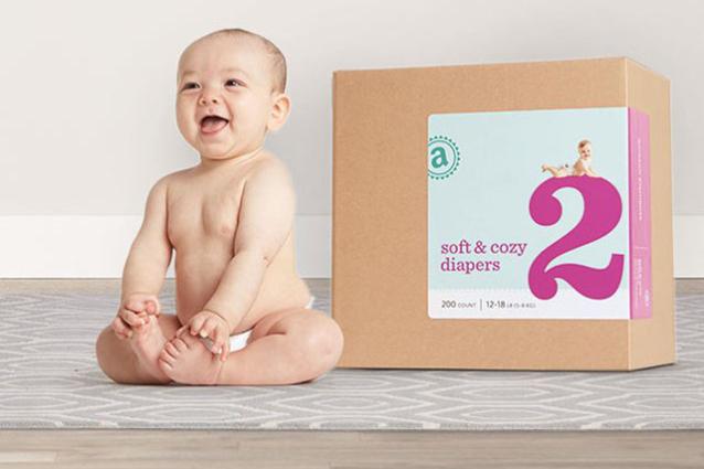 Amazon Elements, pannolini per bambini ed altri prodotti di alta qualità