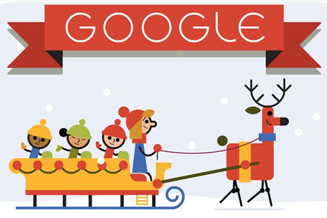 Buone Feste, Google fa gli auguri agli utenti con uno speciale Doodle
