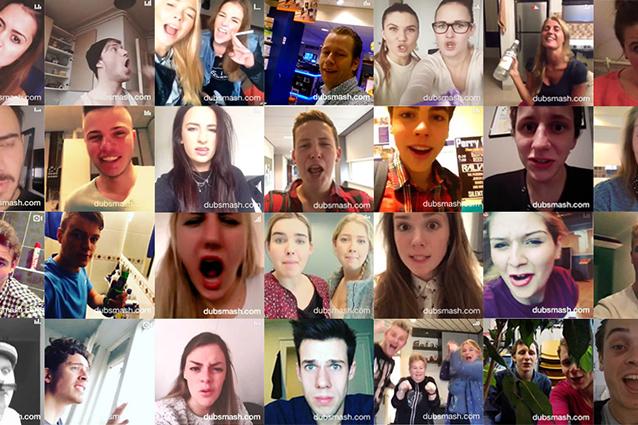 Dubsmash, l'applicazione per realizzare video-selfie con citazioni famose [VIDEO]
