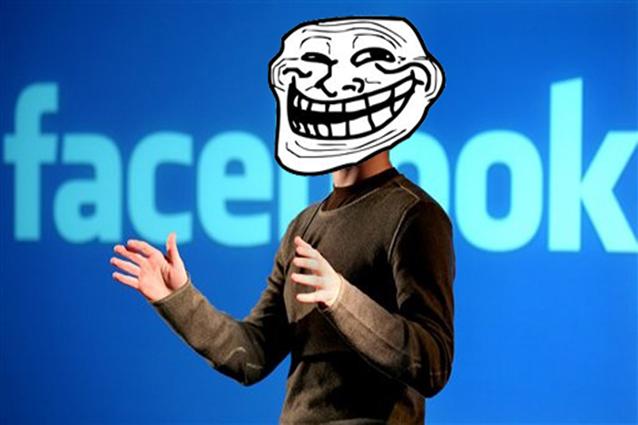 Facebook, il profilo di Mark Zuckerberg sotto attacco