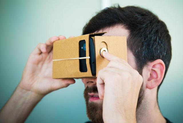 Google Maps, con Cardboard è possibile esplorare Street View tramite realtà virtuale