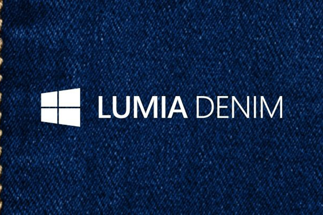 Lumia Denim, il nuovo aggiornamento disponibile entro fine anno