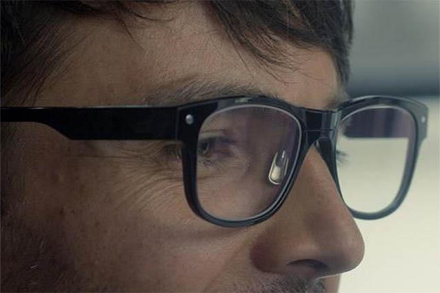 Meme, gli occhiali che ti avvisano quando sei stanco
