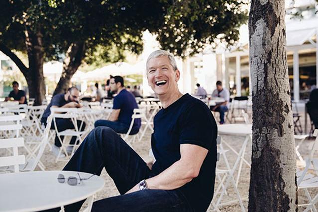 Tim Cook eletto da CNN il CEO più potente del 2014