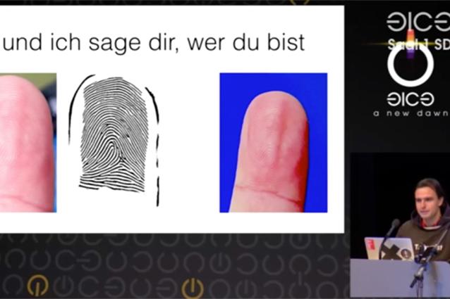 """Touch ID Apple, un hacker rivela: """"Basta una foto del dito per sbloccare un iPhone"""""""