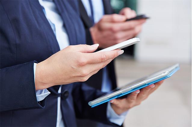 Touchscreen, l'uso di smartphone e tablet modifica il cervello