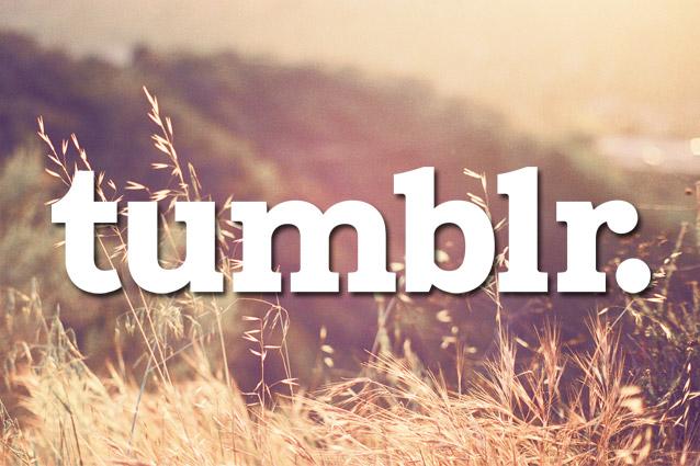 """Tumblr, disponibile il nuovo pulsante """"Buy"""""""