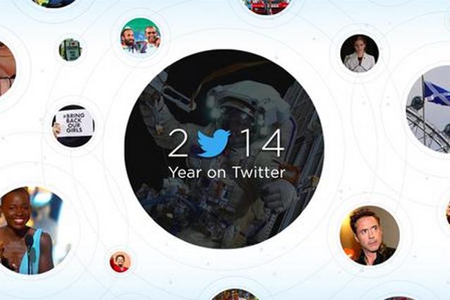 Twitter, in Italia il 2014 dominato da Sorrentino e Renzi. Balotelli tra i più retwittati