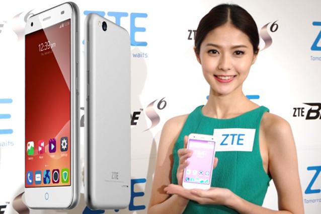 ZTE Blade S6, il nuovo smartphone Android Dual SIM con processore a 64 bit