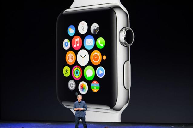 Apple Watch, la data di uscita fissata per aprile 2015