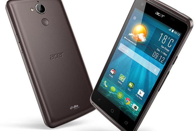 CES 2015, Acer presenta due nuovi smartphone Android: Liquid Jade S e Liquid Z410