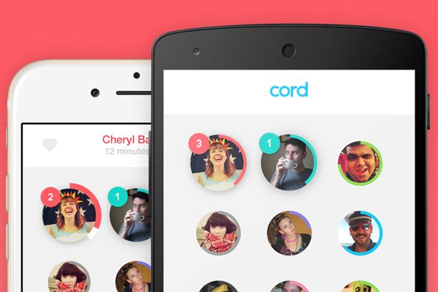 Cord, l'applicazione di messaggistica istantanea che invia solo messaggi vocali [VIDEO]