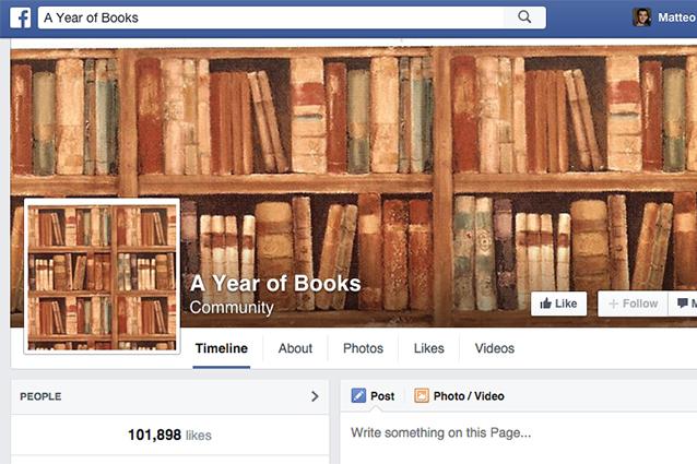 """Facebook, Mark Zuckerberg apre un """"circolo letterario"""": """"Un libro ogni 14 giorni"""""""
