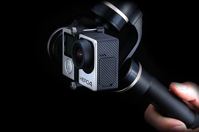 Gimbal G4 di FeiYu Tech, video recensione dello stabilizzatore per GoPro con accelerometro e giroscopio