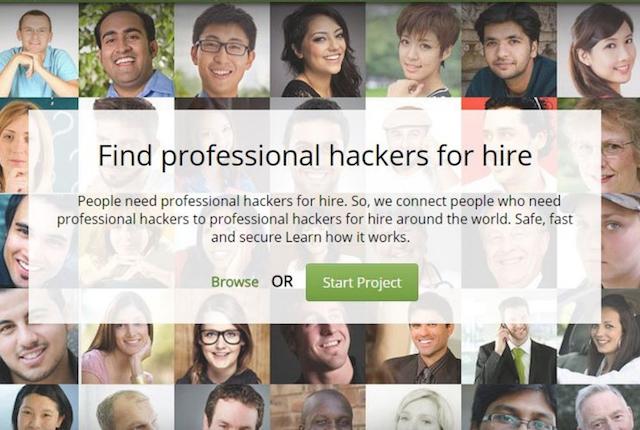 Hacker's List, il sito web per noleggiare un hacker
