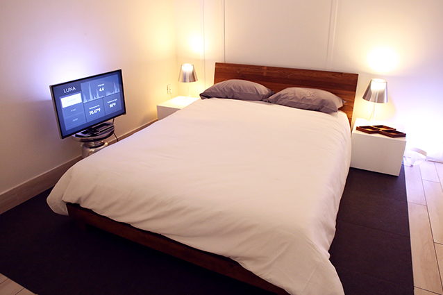 Luna, il materasso smart che ti aiuta a dormire meglio [VIDEO]