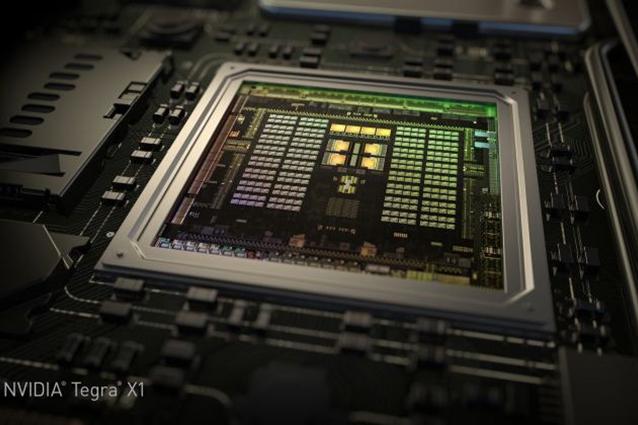 Nvidia Tegra X1, il nuovo processore presentato al CES 2015