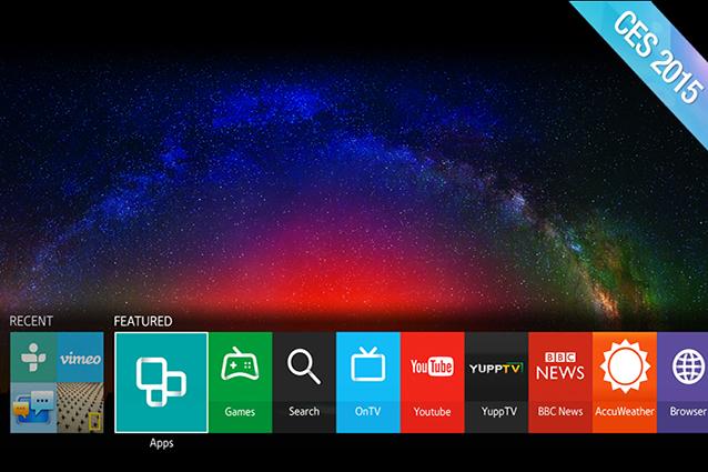Samsung, le nuove smart tv utilizzeranno il sistema operativo Tizen