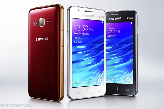 Samsung Z1, il primo smartphone Tizen: tutte le caratteristiche tecniche e il prezzo
