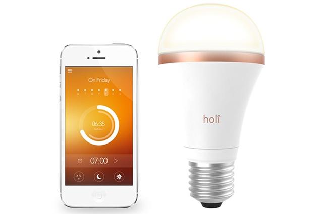SleepCompanion Holi, la lampada smart che migliora il sonno