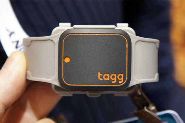 Tagg, il sensore GPS per cani e gatti presentato al CES 2015